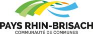 Logo de la Communauté de Communes du Pays de Brisach